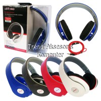 Ditmo Headset Mic DM-2600 Support Handsfree Kabel