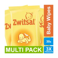 MULTIPACK - Zwitsal Baby Tissue Basah Classic - 30Sheets