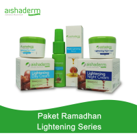 Lightening Series Paket Ramadhan Aishaderm