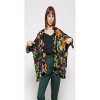 The-Fahrenheit Outer Kimono Collection
