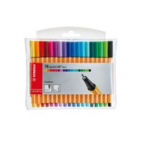 STABILO Pen 68 Mini - isi 18 Warna