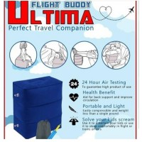 Ultima flight buddy inflatable foot rest