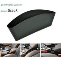HITAM colourfull catch caddy car set organizer pocket gatget dompet