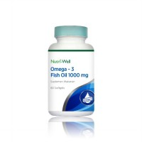 Nutriwell Omega 3 Fish Oil 1000 mg (60)