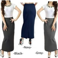 Rok span bahan softwedges tebal uk. Allsize fit To L