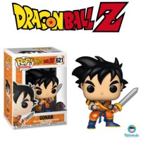 Funko POP! Animation Dragon Ball Z - Young Gohan with Sword EXCLUSIVE
