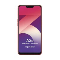Oppo A3S Smartphone [32GB/3GB] free tongsis