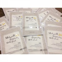 Holika Holika Makgeolii Brightening Mask Sheet BEST SELLER! Original From Korea