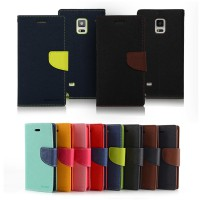 MERCURY GOOSPERY Fancy Dairy Case for SAMSUNG Galaxy All Type S5,Note 4,Core 2,Ace 4,Mega ,Grand 2