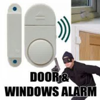 Alarm Rumah Anti Maling / Door Windows Alarm