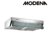 Modena Cooker Hood SX 6001 S (Slim Hood & Low Watt)