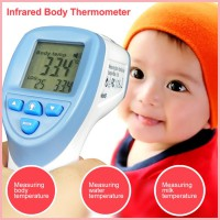 Digital Termometer Infrared Non Contact with LCD Display (DT-8836)