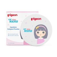 PIGEON Compact Powder Squal 14Gr - Beige