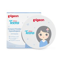 PIGEON Compact Powder Hypo 14Gr - Pink