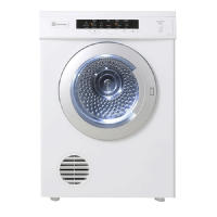Mesin Cuci Dryer Electrolux EDV6001