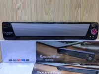 Soundbar S205 Wireless Portable Bluetooth Subwoofer Speaker Mega Bass Sound Bar