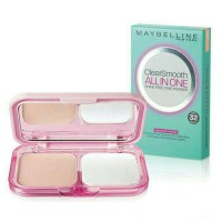 MAYBELLINE CLEAR SMOOTH BEDAK ALL IN ONE