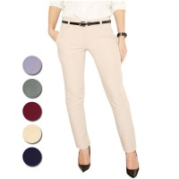 New! Collection Women Casual Long Pants_Good Material_Celana Panjang Wanita