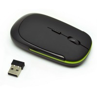 Mouse Bluetooth Wireless Optical Mouse 2.4GHz Taffware