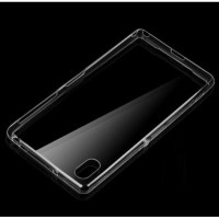 Sony Xperia Z2 Case Ultra Thin TPU Softcase Clear Transparan