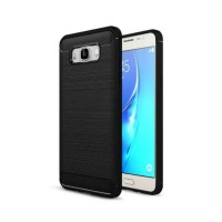 Case Ipaky Carbon Fiber for Samsung Galaxy J7 2016 / J710 Soft Series