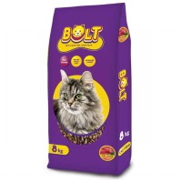 CPPETINDO Bolt Tuna Cat Food - 8 Kg (Kibble Ikan)