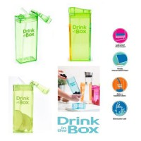 Drink in the Box 12oz / 355ml - Green