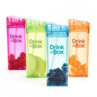 Drink in the Box 12oz / 355ml - Pink