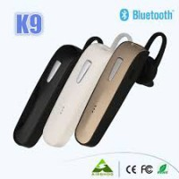 Bluetooth Handsfree Samsung K9 White connect 2 devices Compatible semua Handphone