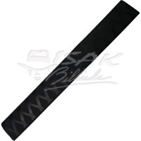 Heat Shrink Wrap Billiard Cue Grip - Karet Bakar Stick Biliar - Hitam