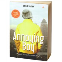 Suka Buku - Annoying Boy