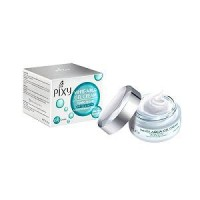 Pixy white aqua gel day cream