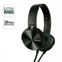 Headset Sony Extra Bass MDR Xb-450 + Mic