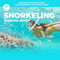 Sorkeling voucher di Tanjung Benoa watersport