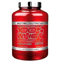 Scitec Nutrition 100% Whey Protein Professional 5Lbs Coklat
