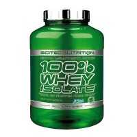 Scitec Nutrition 100% Whey Isolate 4.4Lbs Vanilla