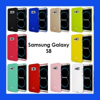 Samsung Galaxy S8 Mercury Jelly Soft Case Casing Cover