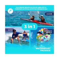 3 in 1 Watersport Premium Package