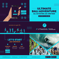 Unlimited Pass for Bali Adventure (Explore Bali tanpa batas)