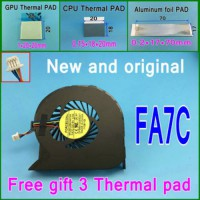 [globalbuy] Free 3 cooler pad FORCECON DFB601205M20T FA7C cooling fan for Acer Aspire 4743/2285216