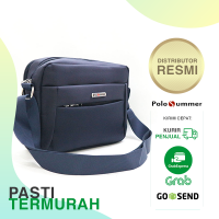 Tas Selempang Pria Original Polo Summer Hamis Shoulder Bag