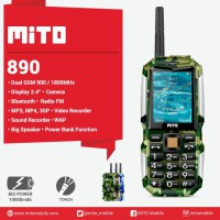 Mito 890 Blue/Green/Brown