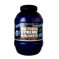 Ultimate Nutrition Iso Mass Xtreme Gainer 10.11Lbs Vanilla