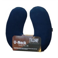 THE LUXE U-NECK MEMORYFOAM-BLUE / BANTAL / BANTAL LEHER