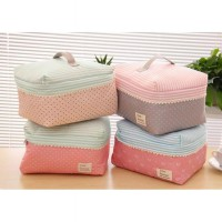 cute sweet soft travel organizer pouch for baby & kids