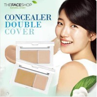 [THE FACE SHOP] Concealer Double Cover