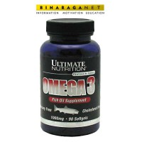 Ultimate Nutrition Omega3 1000mg 90 Softgels