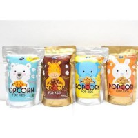 ABE FOOD POPCORN FOR KIDS - 80gr - EXP 2020