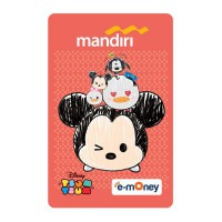 Mandiri e-Money Disney Tsum Tsum - Mickey Mouse