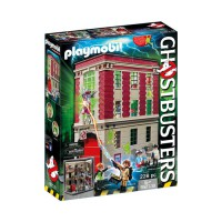 PLAYMOBIL GHOSTBUSTERS HEADQUARTERS